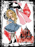 TBLC: Alice in Wonderland by ocmaker101