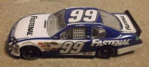 2012 Carl Edwards #99 Fastenal Ford car by Chenglor55