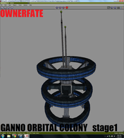 Code: RXT Ganno orbital colony stage 1 by ownerfate