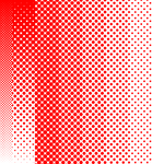 Simple red polka dot pattern pack by mrcentipede