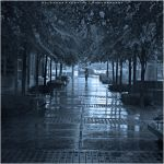 Rainy Day Morning by Val-Faustino