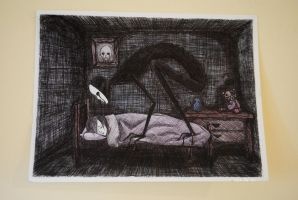 Dreams and Nightmares by shinigamixandie