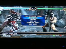 Soul Calibur IV Final, Aeon Calcos Vs Rock by LightTheDragon19