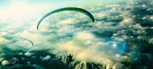 In the air by RenatoSs