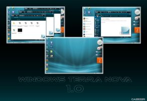 Windows Terra Nova 1.0 by caeszer