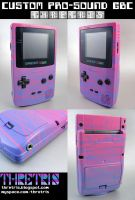 Custom Gameboy Hot Lines by Thretris