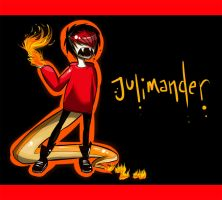 Julimander by OryxPixie