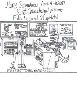 Fully Loaded Stupidity! by WarnerRepublic