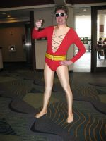 Megacon 09- PLASTIC MAN by Prota-Girl