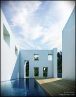 House in Alenquer - Pool by fietter