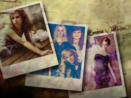 triologie of Emma Watson by AnbeliciousnA