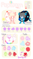 Popibom Species :: Guide by Sei-cchi