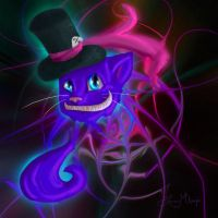 Cheshire Hat by revois