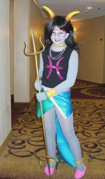 Feferi cosplay by lishlitz