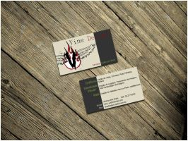 Vine personal card by SubDooM