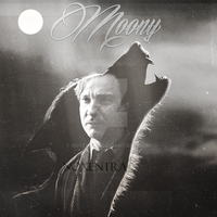 Remus Lupin // Moony by N0xentra