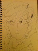 Kaito from Vocaloid by revvy-blacklagoon