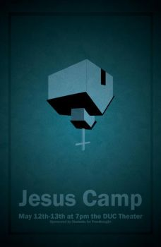 Jesus Camp Poster 1 by atalaya
