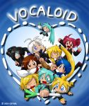 Vocaloid Lover ID contest by Coffgirl