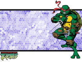 Ninja Turtles: Raphael by Dreimond