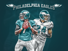 Eagles Wallpaper by dmhtfld