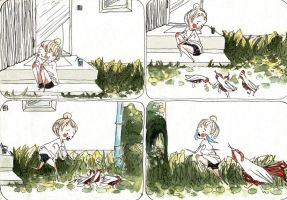 when I was 4 by ImTwinkling
