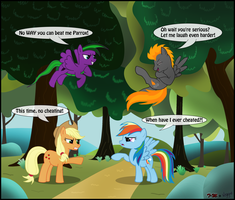 The Challenge - Collab by Toxic-Mario