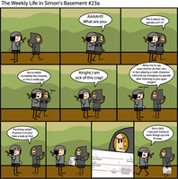 Gender Disambiguation - OotS by 1337Salty