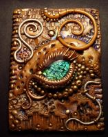 ACEO Dragon's Eye by MandarinMoon