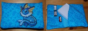 Pokemon DS Pouch by Magairlin89