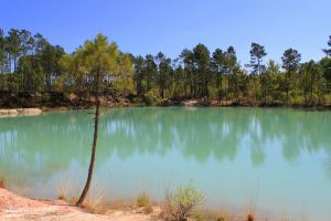 Lac bleu 1 by AuroraxCore