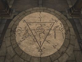 The Runes Of Mehrunes Dagon by thetrikzter915