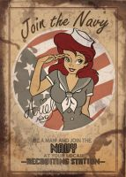 Join The Navy by arieldepp