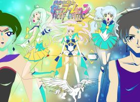 Sailor Moon: Chapter Elysion Holy Battle by Mazoku-GLEAM