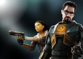 Half life: Gordon and Alyx by Kabul-Zaraq