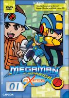 Megaman EXE Axess DVD Cover by DArkDeviant-0