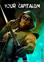 Arrow by cdelafuente
