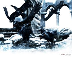 a murder of crows 2 by zilla774