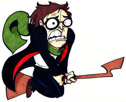 Harry Potter by MJRainwater