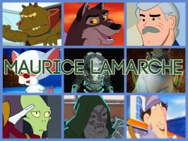 Maurice LaMarche by PhantomEvil