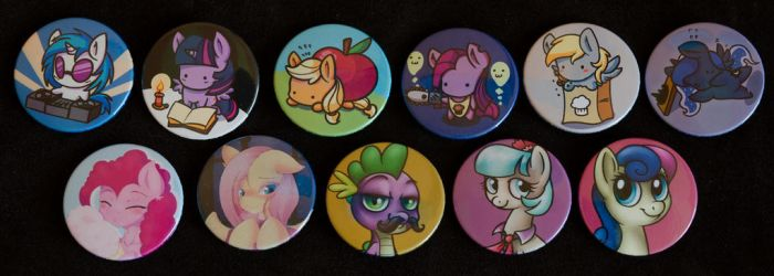 Buttons by... by CreepyRiver