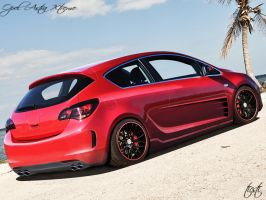 Opel Astra Xtreme by Ticsti