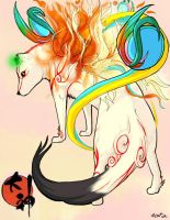 .Okami by Chib-bee