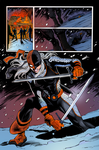 Teen Titans 74 Page 22 Colors by jakekless