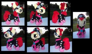 Show Stopper Applebloom by fireflytwinkletoes