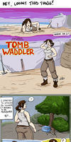 Tomb Waddler Preview by Idle-Minded