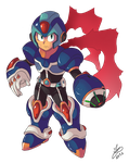 Rockman 25th - Command Mission X by Ian-the-Hedgehog
