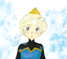 The Snow Queen by PoppetthePuppet101