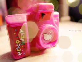 Mini HK Camera by Kitty-Sprinkles