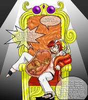 Dethroned -Taito's Contest- by Aesir1